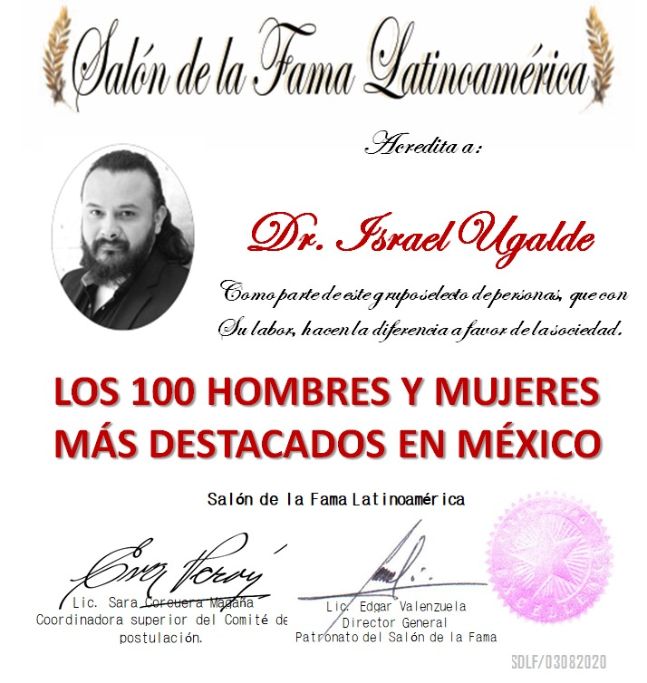 Dr. Israel 100 hombres 1