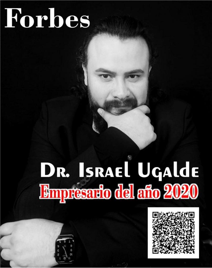 Empresario del año 2020 Forbes Mexico